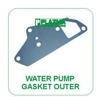 Gastket Water Pump Gun Type Green Tractor