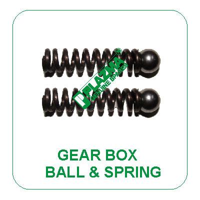 Gear Box Ball & Spring John Deere
