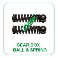 Gear Box Ball & Spring Green Tractors
