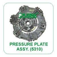 Pressure Plate Assy. Dual Clutch 5310 Green Tractor