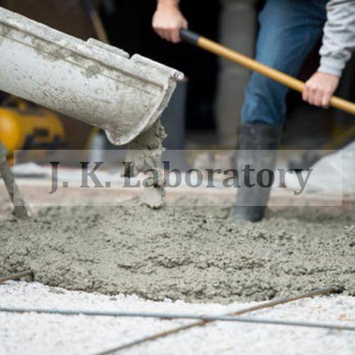 Concrete Testing Services