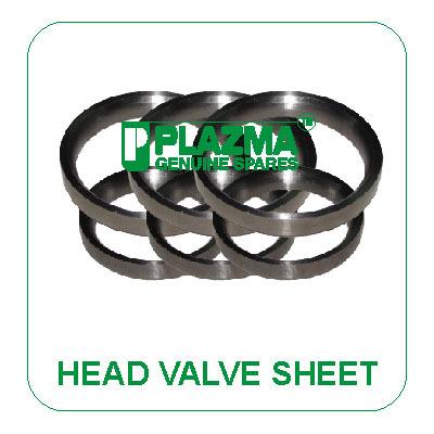 Head Valve Sheet John Deere