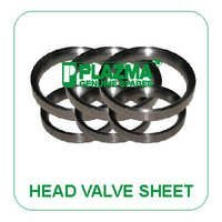 Head Valve Sheet Green Tractors