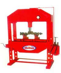 Manual Operated Hydraulic Press