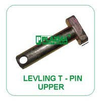Levling T-Pin Upper Green Tractors