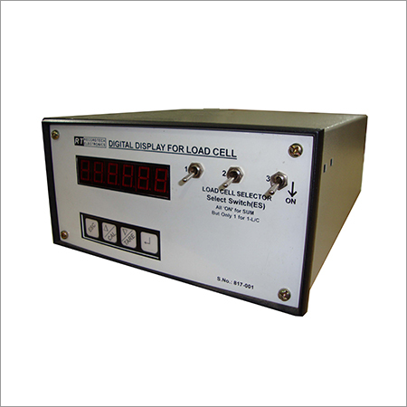 Digital Display for Load cell