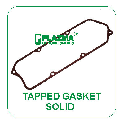 Gasket Tapped Solid Spl. Green Tractors