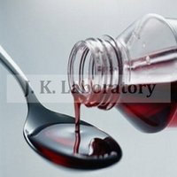 Ayurvedic Cough Syrup Testing Laboratory