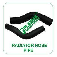 Radiator Hose Pipe Green Tractors