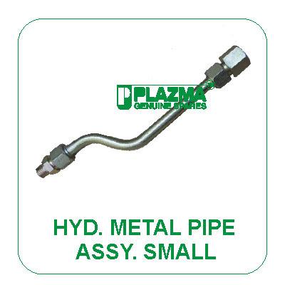 Hyd. Metal Pipe Assy. Small John Deere