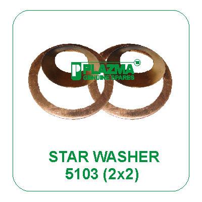 Star Pinion Washer 5103 (2x2) John Deere