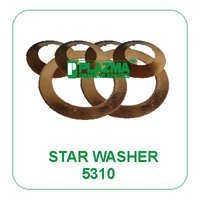 Star Pinion Washer 5310 Green Tractors