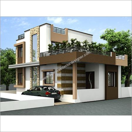 3D Model Exterior Designing