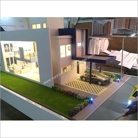 Home Exterior Model Designing