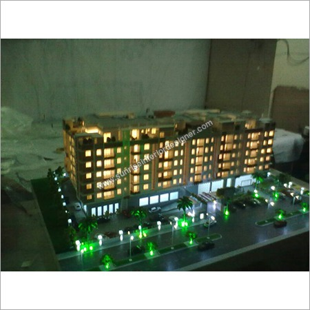 Residential Building Model Designing