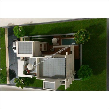 3d Home Exterior Model Designing
