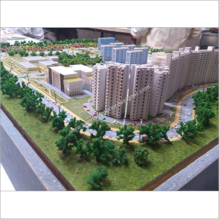 Real Estate Building Model Designing