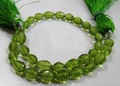 Peridot Rondelle Faceted 3 to 3.5mm beads