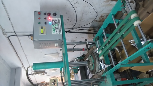 Fully Automatic Hydraulic Paper Plate Making Machi
