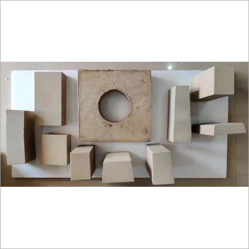 Customized Shape Acid Resistant Bricks