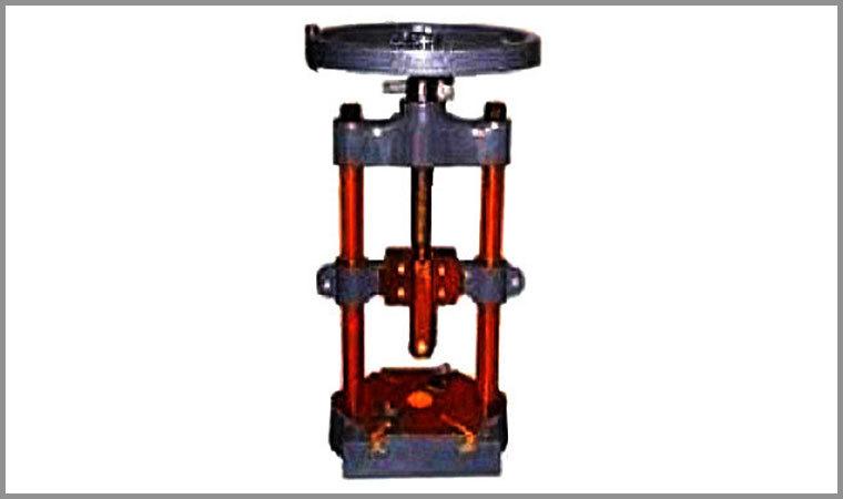 Hand press Machine