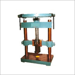 Hand Press Dona Plate Machine