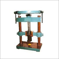 Hand Press Dona Plate Machine