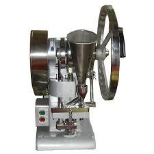 Herbal Tablet Making Machine
