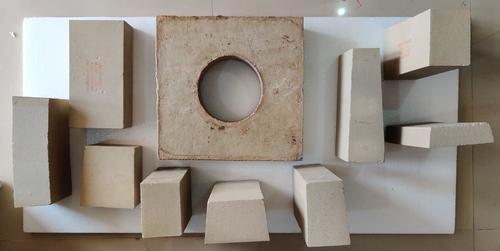 Shaped Chemical Resistant Bricks