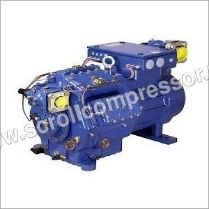 Open Type Compressor