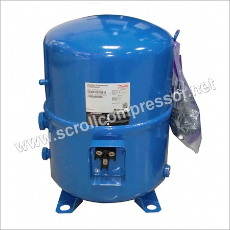 Hermetically Sealed Reciprocating Compressor