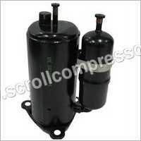Horizontal Rotary Compressor