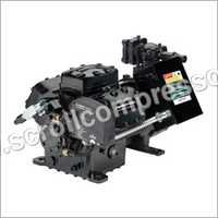Semi Sealed Compressor