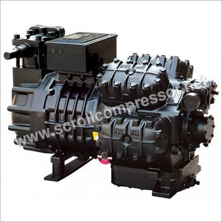 Semi Sealed Compressor