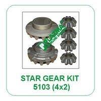 Star Gear Kit 5103 (4x2) Green Tractors