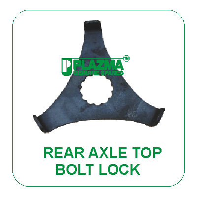 Rear Axle Top Bolt Lock John deere
