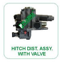 Hitch Distributer Assy. With Valve Green Tractors
