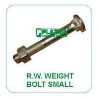 R.W.Weight Bolt Small Green Tractors