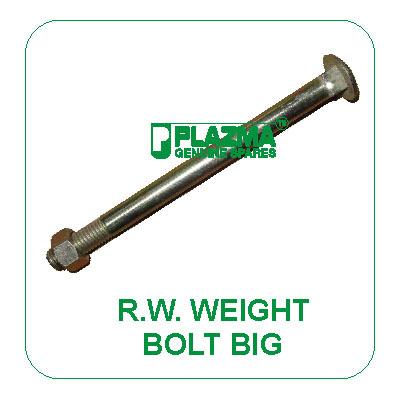 R.W.Weight Bolt Big John Deere