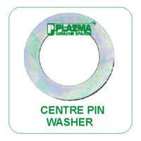 Centre Pin Washer Green Tractors