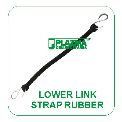 Lower Link Strap Rubber Green Tractors