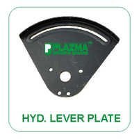 Hyd. Lever Plate Green Tractors