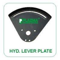 Hyd. Lever Plate John Deere