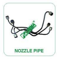 Nozzle Pipe Green Tractors