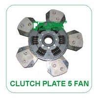 Clutch Plate 5 Fan Spl John Deere