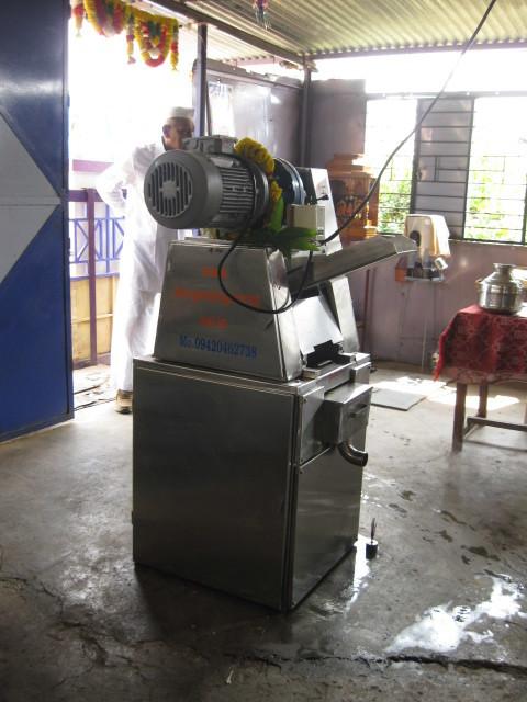 5 HP 4 Roller  Heavy duty Sugarcane Crusher