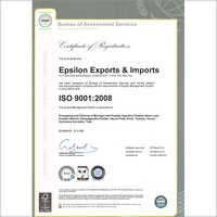 ISO Certificate (1)