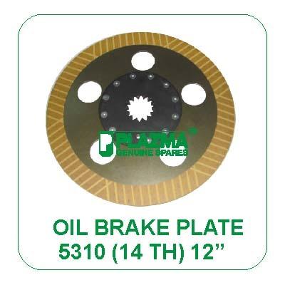 Oil Brake Plate 5310 (14 th,) John Deere
