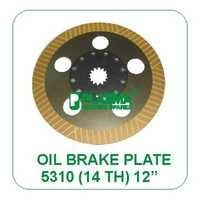 Oil Brake Plate 5310 (14 th,) John Deere
