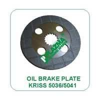 Oil Brake Plate Kriss 5041 John Deere